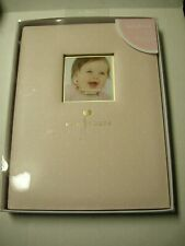 """Baby Record/Memory Book, """"My Baby Book,"""" Girl, By Pearhead, Pink, Brand New"""