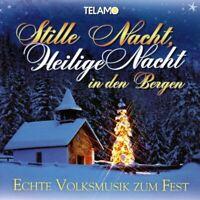STILLE NACHT,HEILIGE NACHT IN DEN BERGEN  2 CD NEU
