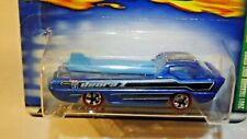 Hot Wheels Treasure Hunt 2001 Deora with surf boards 11/12 with Red Lines