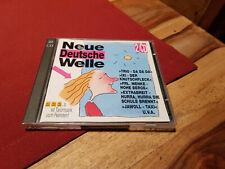 Neue Deutsche Welle (Sonocord, 2 CDs, 32 Tracks, Za Za, Kiz, Fehlfarben etc..)