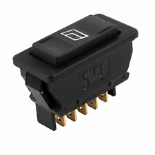 Universal 5 Pin Car Power Window Control ON/OFF SPST Rocker Switch Master DC 12V