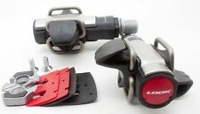 Look S-Track Clipless XC-Leisure MTB Mountain Bike Pedals with DCS Cleats -Black