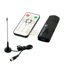 Nuevo e4000 rtl2832u + r820t USB DVB-T SDR ADS-B Remote Control Digital TV Stick