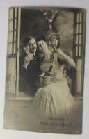 Neujahr, Frauen, Mode, Sekt, 1909 ♥ (30521)