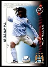 Shoot Out Premier League 2005/2006 - Kiki Musampa (Manchester City)