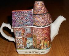 JAMES SADLER China Teapot The Old Pottery English Country Building