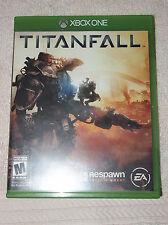 Titanfall Video Game Microsoft Xbox One EA Respawn