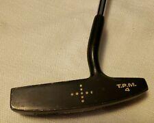 "New ListingSpalding Precision Ground Tp Mills Tpm4 Blade Putter Rh Steel 35"" Vintage"
