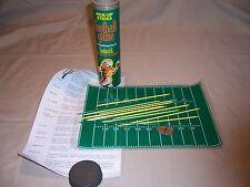 Vintage Pick-up Sticks Football (textize) Game from Fantastik Spray Cleaner