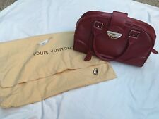 Louis Vuitton Bowling Montaigne GM Rubi Bag Authentic With Tags Brand New