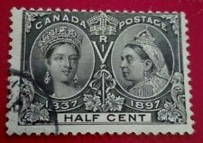 Canada :1897 The 60th Anniversary of the Coronation... Rare & Collectible Stamp.
