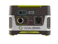 Goal Zero Solar Powered Generator Yeti 150 80-Watt Battery Portable Emergency