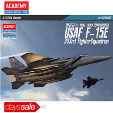 [New] ACADEMY 12550 1/72 Academy F-15E Strike Eagle '333rd Fighter Squadron'
