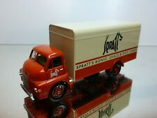 CORGI TOYS BEDFORD S TYPE TRUCK - SPRATTS BONIO DOG CAKES - RED 1:50?- VERY GOOD