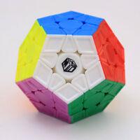 Qiyi XMan Galaxy V2 3x3 Star Megaminx Magic Cube sculpte versionTwist Puzzle Toy