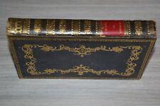 Satires de Perse et de Sulpicia / La Rochefoucault-Liancourt 1858 2ème édition