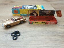Corgi 261 James Bond Aston Martin DB5 Tyres Set Of 4 New...