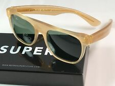 Retrosuperfuture Flat Top Resin Frame Sunglasses SUPER 527 NIB