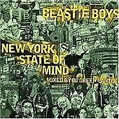 Beastie Boys - New York State Of Mind (Mixed By DJ Green Lantern) (2006) CD  NEW