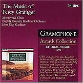 The Music Of Percy Grainger -  Monteverdi Choir (CD 2003) John Eliot Gardiner