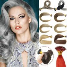 Extensions de cheveux à micro-anneaux pour femme