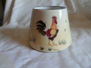 Home Interior candle shade- rooster