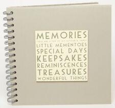 East of India Memories Scrap Book / Wedding Guest Book / Photo Album BRAND NEW
