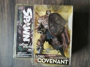 Mcfarlane Spawn Lord Covenant other worlds series 31 action figure