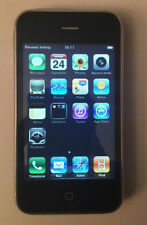Apple iPhone 3G - 8GB - Unlocked - Black - Bon état