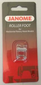 Janome Roller Foot (Category B and C)