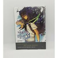 Solo Leveling Vol 1 Original Korean Version Webtoon Book Manga Only I Level Up