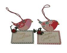 Gisela Graham Robins On A Postcard Decorations - Christmas Tree Decorations