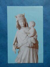 IMAGE PIEUSE MARIE  JESUS N DAME DU SALUT NEUVAINE IMMACULEE CONCEPTION 1990