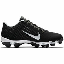 New Nike Vapor Ultrafly 2 Keystone Baseball Cleats Black / White Size 7 M
