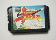 Sega Mega Drive Raiden Densetsu Japan MD game US Seller