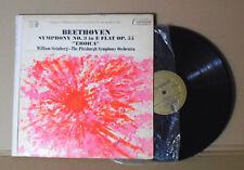 """LP Vinilo, Beethoven, William Steinberg, """"Eroica"""" Command classics 1963"""