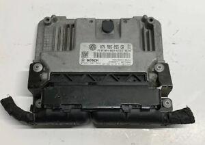 13 14 Volkswagen Passat 2.5 ECM ECU Engine Computer   07K906055CR