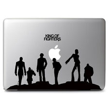 """King Of Fighters Vinyl Decal Sticker for Macbook Air Pro 11 13 15 17"""" Laptop"""