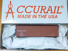 Accurail #1304 (Rd #215834) Canadian Pacific (36' Dbl. Sheath Mtl. Ends) HO