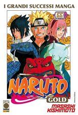 manga NARUTO MANGA GOLD N. 66 - nuovo italiano - panini planet manga