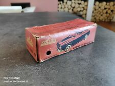 BOITE VIDE ORIGINAL BOX ONLY SOLIDO PEUGEOT 403 CABRIOLET COMPLETE