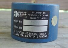 HAMAR LASER - PART - MODEL H500 180 DEGREE