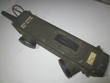 WWII ARMY RADIO  US Signal Corps HANDIE TALKIE - WALKIE TALKIE SCR-536 / BC-611