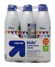 Up & Up Kids' Sunscreen Spray (Pack of 3)