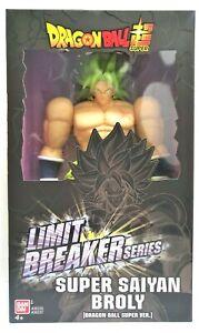"""Super Saiyan Broly Dragon Ball Super Ver. Limit Breaker Series Bandai 12"""" Figure"""