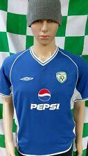 Republic of Ireland Official Umbro Pepsi Rooney 8 Football Shirt (Adult Medium)