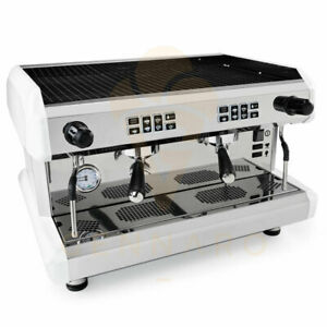Profi Siebträger Espressomaschine 2 Gruppig Italproject | Gastro Kaffeemaschine