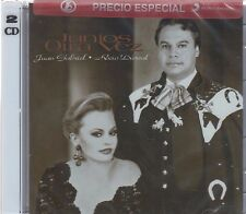 NEW - 2 CD's Juan Gabriel, Rocio Durcal CD Juntos Otra Vez SEALED !
