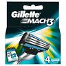 New Gillette Mach3 / Mach3 Turbo 4 / 8 / 16 Razor Blades Same Day Dispatch