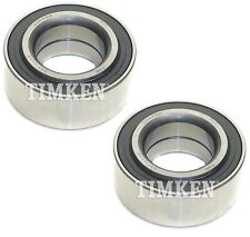 Pair Set 2 Front Inner Timken Wheel Bearings for Eagle Mitsubishi Plymouth AWD